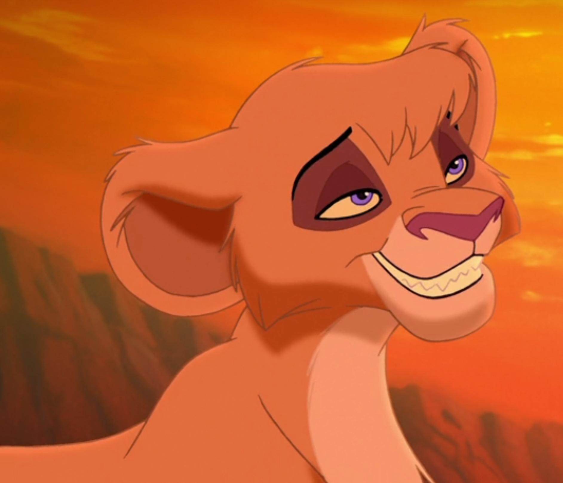 Image result for vitani lion king 2