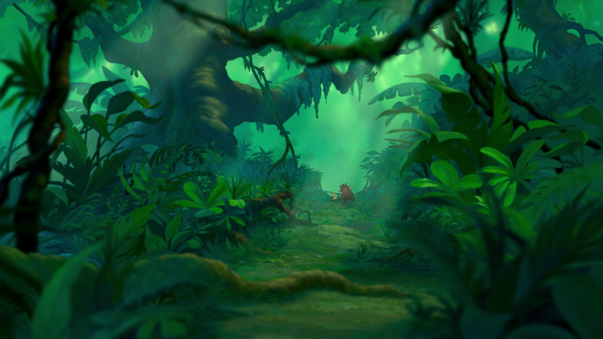 Lion King of The Jungle Wallpaper The Lion King · Inner Jungle