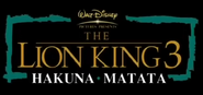 The Lion King 112 Title (UK)