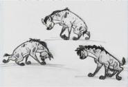 Concept hyenas