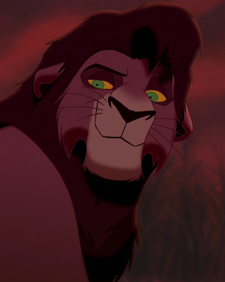 Lion king kovu - photo#4