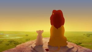 Kiara Simba Sunset