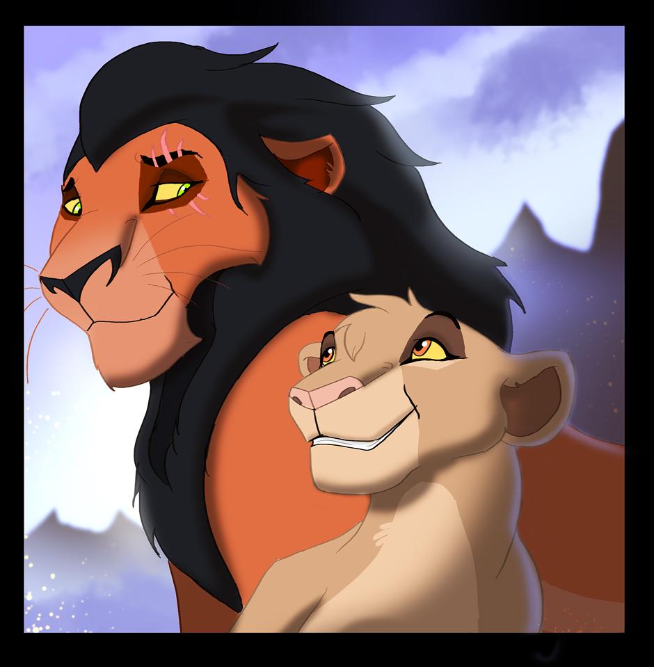 Image - Mheetu and tama by tlk ileana-d3ih5q2.jpg : The Lion King Wiki ...