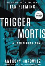 Trigger Mortis Harper books Proof copy
