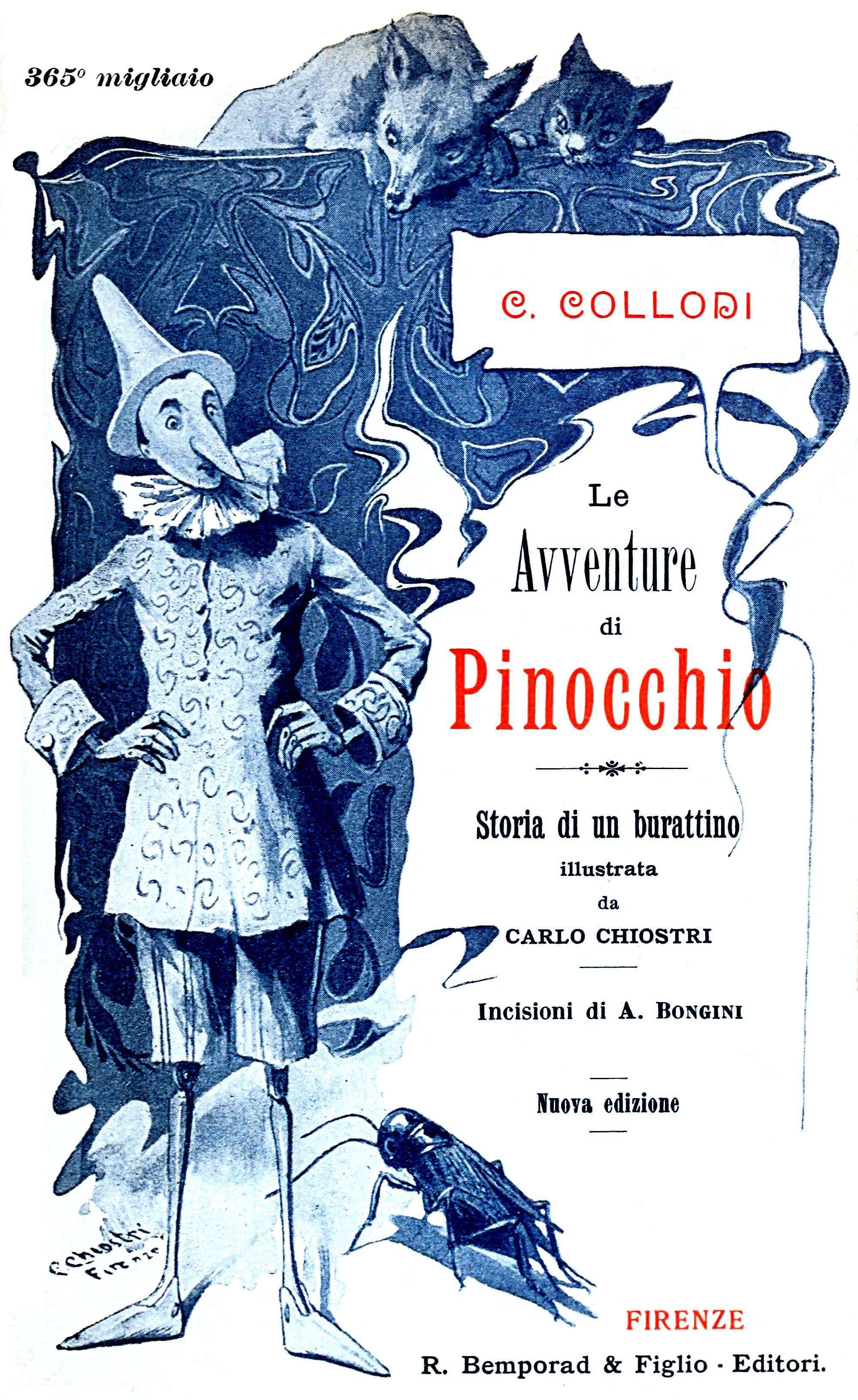 Image result for the adventures of pinocchio original story