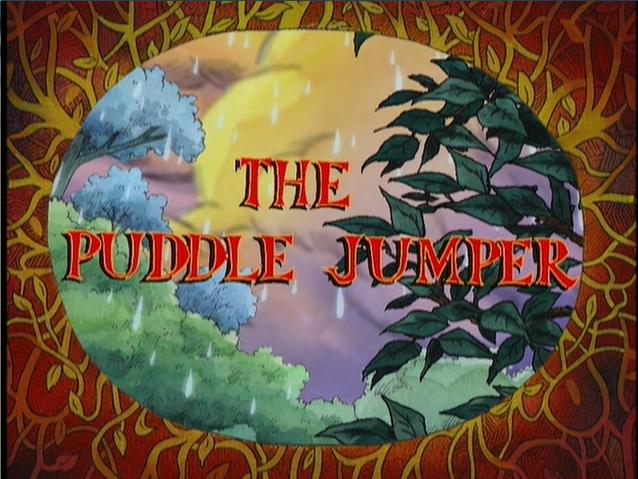 Puddle Jumper Little Bear Wiki Fandom Powered By Wikia