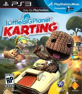 LittleBigPlanetKartingBoxArt