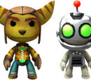 Ratchet and Clank Pack