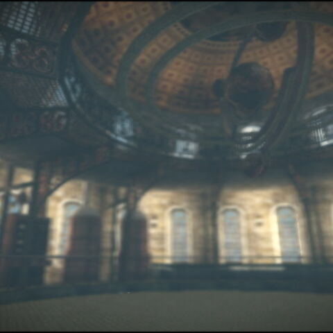 The background of Victoria's Laboratory in <a href=