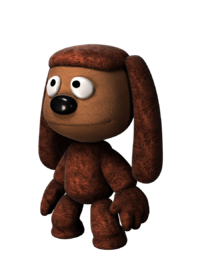 Rowlf Costume