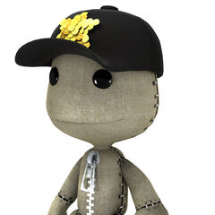 LittleBigPlanet PSP Launch Cap