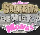 Sackboy's Prehistoric Moves