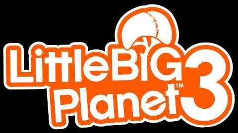 Little Big Planet 3 Soundtrack - Secret Gardens
