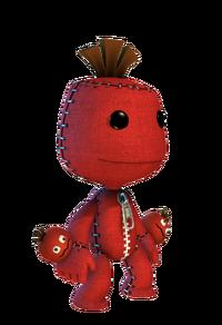 Red Roco Costume