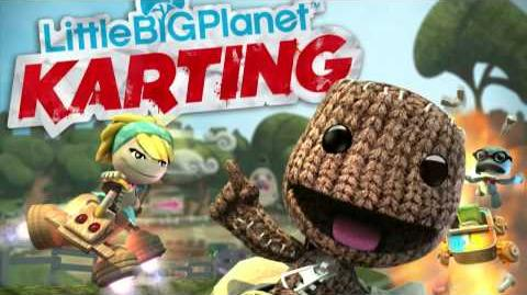 LittleBigPlanet Karting Soundtrack - Victoria's Laboratory Remix