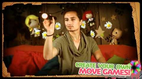LittleBigPlanet 2 Move Pack Features Trailer