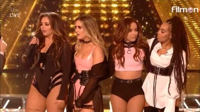 Little Mix - Shout Out To My Ex (Live on The X Factor)