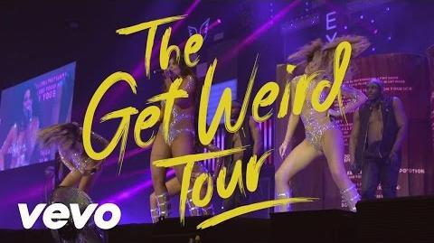 Little Mix - Get Weird Tour Diary (Newcastle Pt