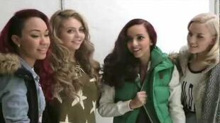 Grazia Little Mix