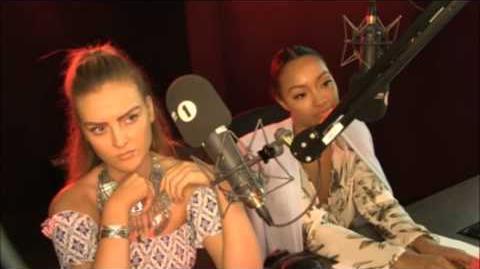Little Mix Grimmy BBC Radio 1 2015