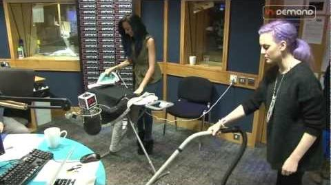 Little Mix's Day Off - The girls doing housework