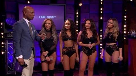 Q&A met Little Mix - RTL LATE NIGHT