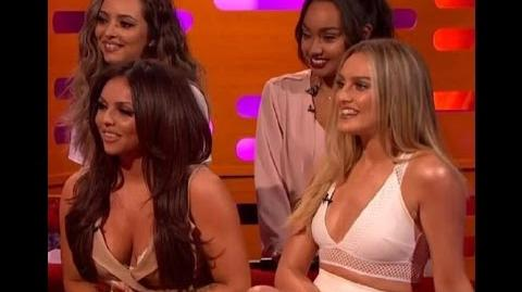 Little Mix - Secret Love Song ft Jason Derulo (Graham Norton Show) 12th Feb 2016