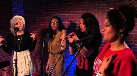 Little Mix - How Ya' Doin'? (Capital FM Session)