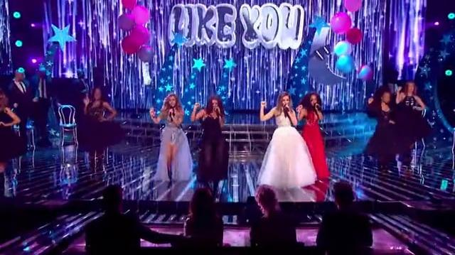 Little Mix perform Black Magic and Love Me Like You - The X Factor 2015