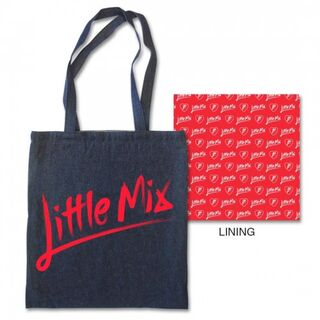 Little Mix Denim Tote Bag <font size=