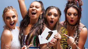 Little-mix-number-1-single-award