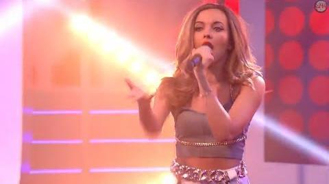 Little Mix - Word Up! (Live The National Lottery)