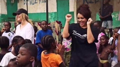 Jesy's Liberia Video Diary