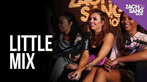 Little Mix Full Interview