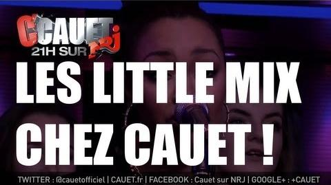 Little Mix - How Ya Doin'? - Live - C'Cauet sur NRJ