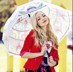 Dove with Umbrella