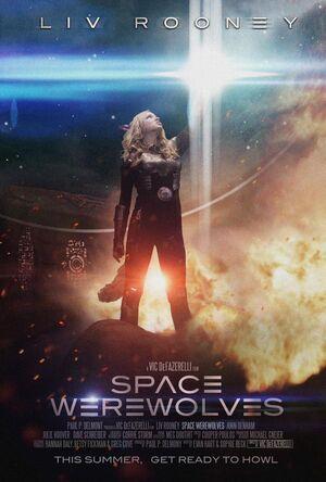 Spacewerewolves