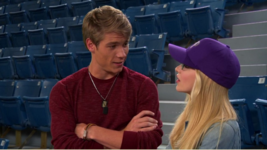 Josh wanting to impress his Girlfriend