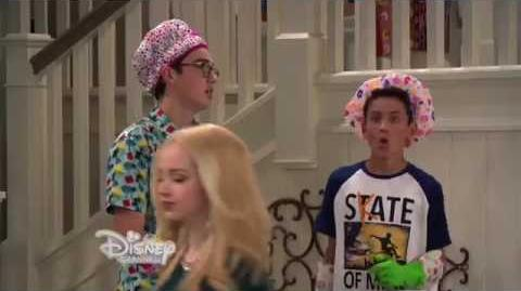 Liv And Maddie Cali Style - Sorta Sisters-a-Rooney - EXCLUSIVE CLIP