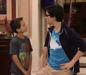 Joey and Parker
