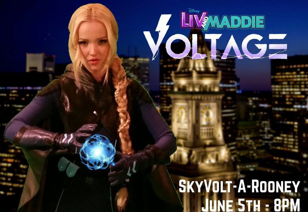 Skyvolt A Rooney Liv And Maddie Wiki Fandom Powered By