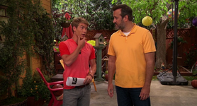 Pete and Josh
