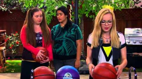 Liv and Maddie Muffler-A-Rooney - Promo