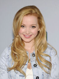 DOVE-CAMERON-at-Disney-Channel-Kids-Upfront-2013-in-New-York-1