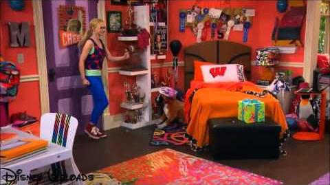 Liv and Maddie - Gift-A-Rooney - Promo