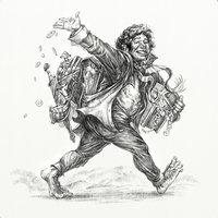 Hobbit tales mad baggins by merlkir-d72ikaa