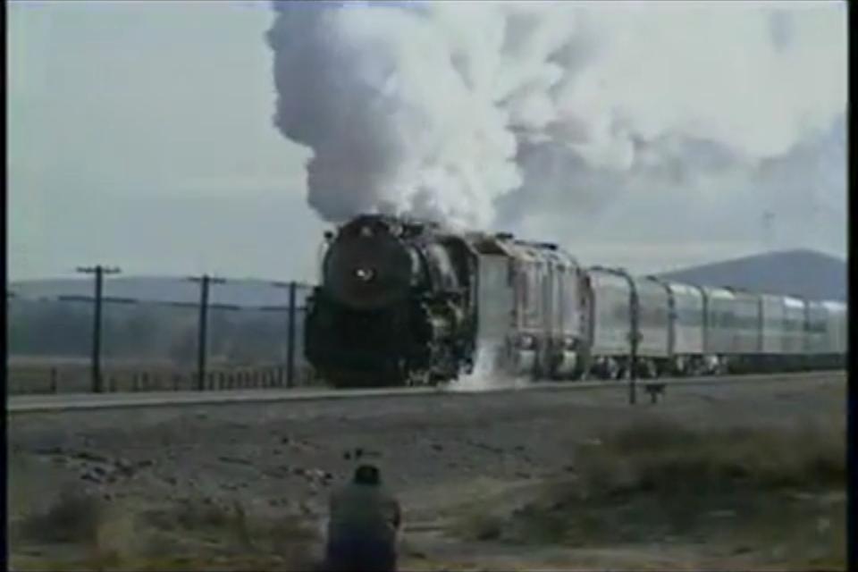 ATSF 3751 1991 KNBC Channel 4 (#2) - YouTube
