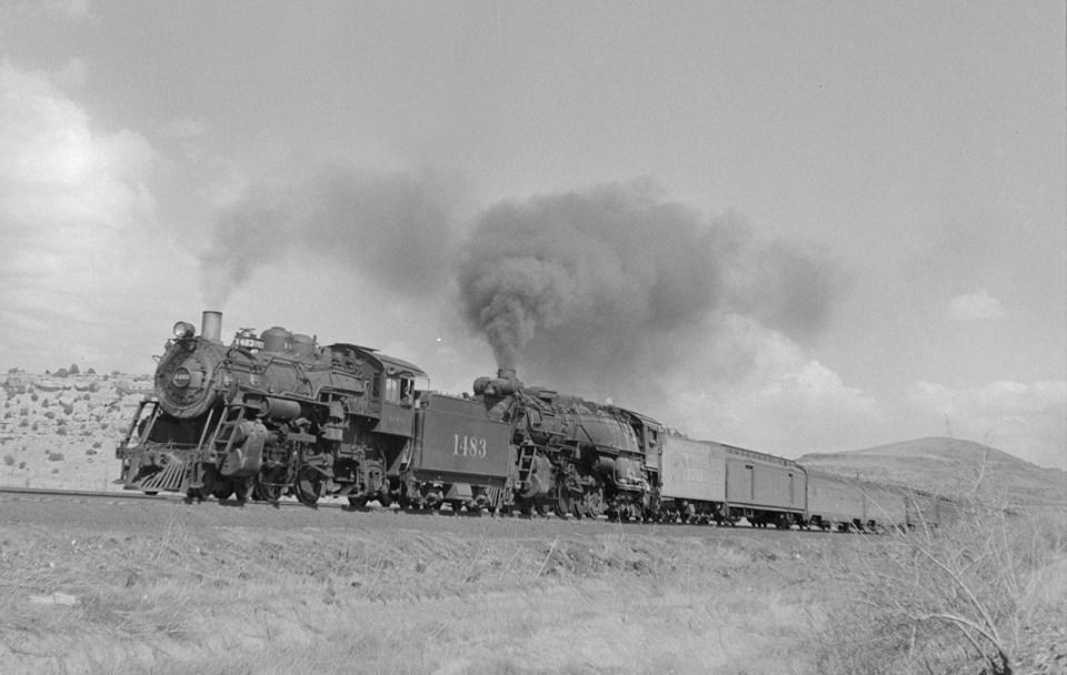 ATSF No. 1483 | Locomotive Wiki | Fandom powered by Wikia