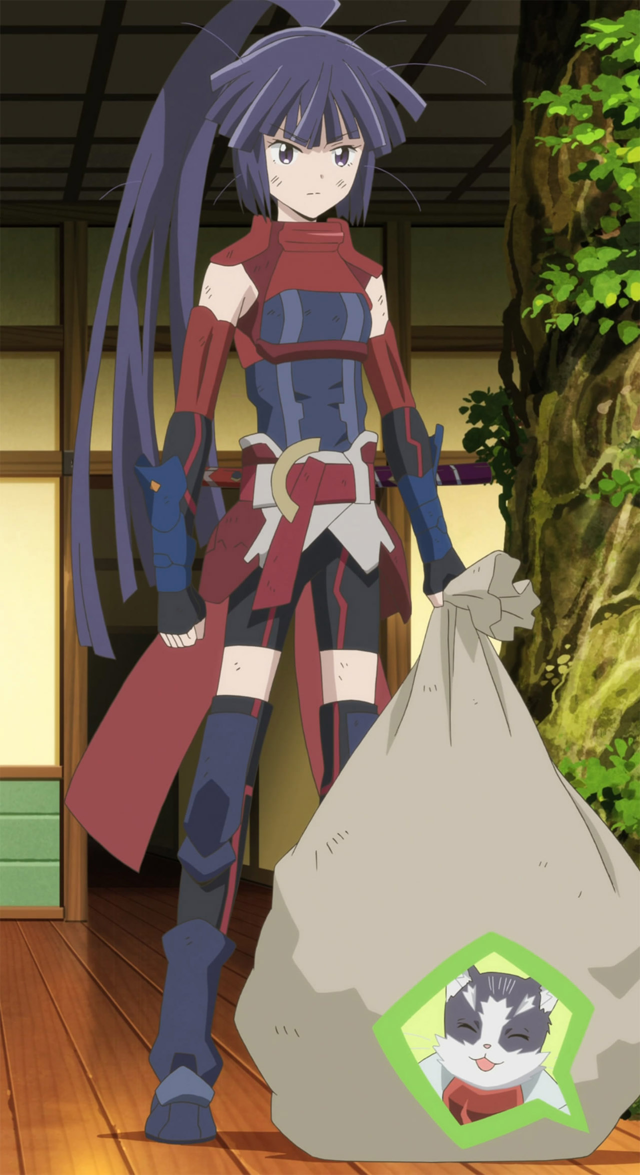 Log Horizon Nureha Assassin | Log Horizon...