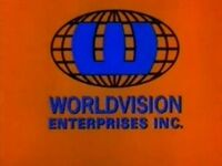 WorldVision Enterprises Inc Logo 1973 b